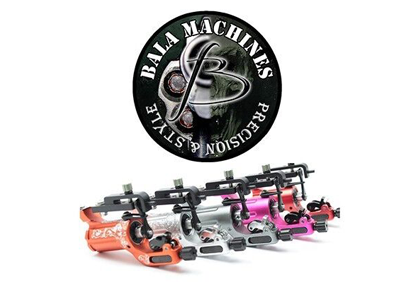 Bala Tattoo machines @ Ink Mania 2018