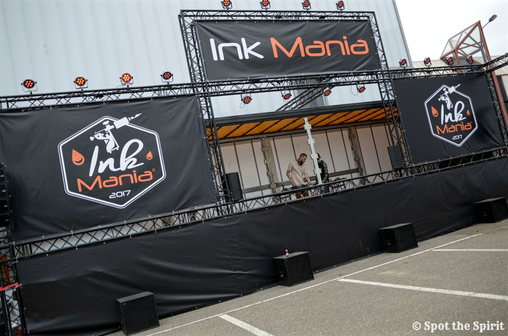 Ink Mania Edition 2017