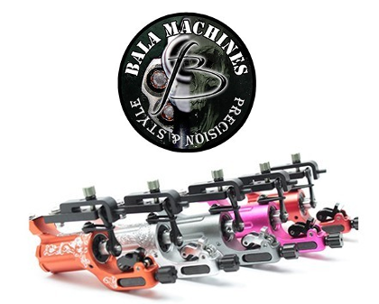 Ink Mania - Bala Machines