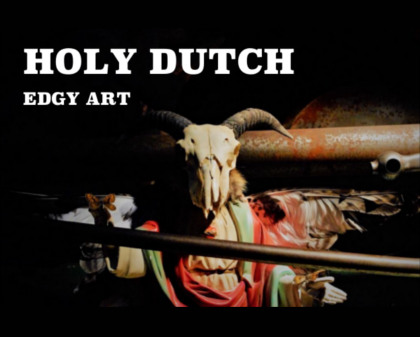 Ink Mania - Holy Dutch
