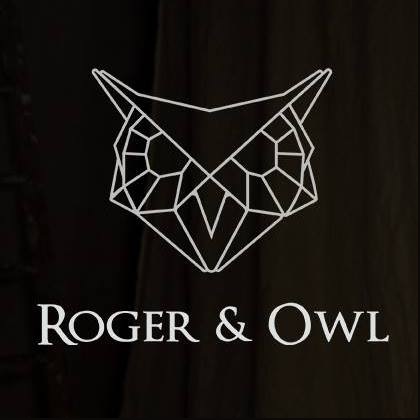 Ink Mania - Roger & Owl