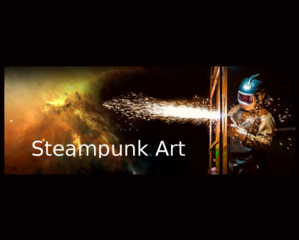 Ink Mania - Steampunk Art