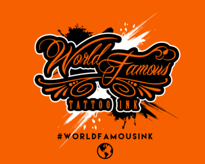 Ink Mania - World Famous Tattoo Ink