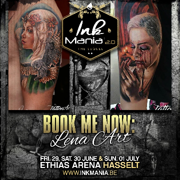 Ink Mania 2018 - Lena ART