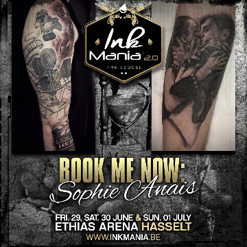 Ink Mania 2018 - SANDERSON Sophie Anais