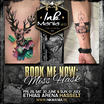 Ink Mania - Miss Hask