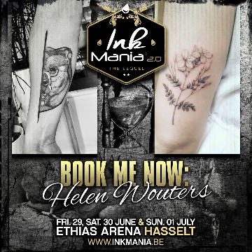 Ink Mania 2018 - Wouters Helen