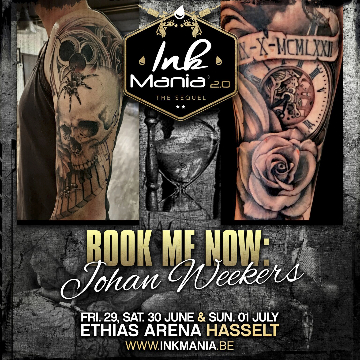 Ink Mania - johan weekers