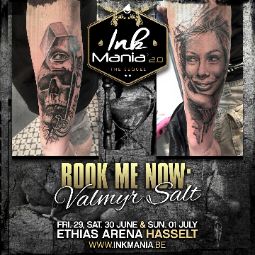 Ink Mania 2018 - Valmyr Salt