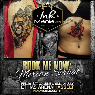 Ink Mania 2018 - Mercan