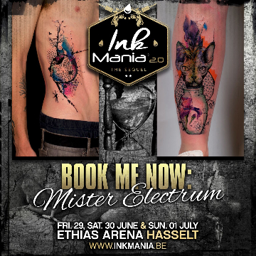 Ink Mania 2018 - mister electrum