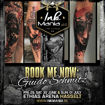 Ink Mania 2018 - Guido Schmitz
