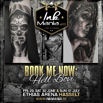 Ink Mania 2018 - Hell Bovi