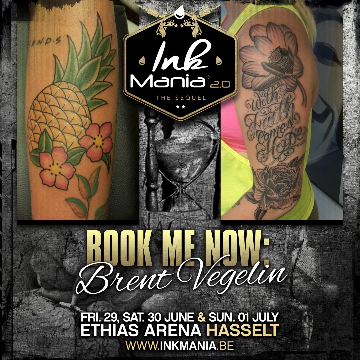 Ink Mania 2018 - Vegelin Brent