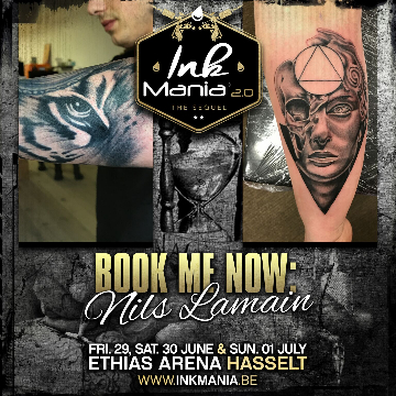 Ink Mania - Nils Lamain
