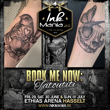 Ink Mania 2018 - Tatoutiti