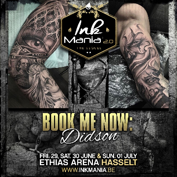 Ink Mania 2018 - Didson