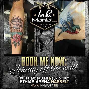 Ink Mania - Johnny off the Wall