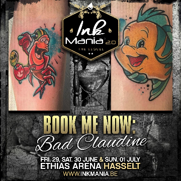 Ink Mania 2018 - Bad Claudine