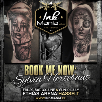 Ink Mania 2018 - Sylvia Hertebout