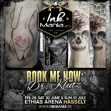 Ink Mania 2018 - Dr Klutz