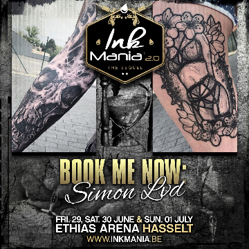 Ink Mania 2018 - Simon Lvd