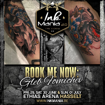 Ink Mania Tattoo Lifestyle Festival Book Your Artist