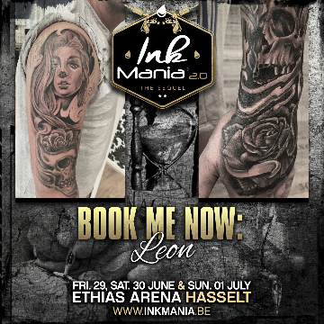 Ink Mania - Huiting Leon