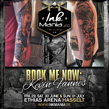 Ink Mania - Fannes Kevin