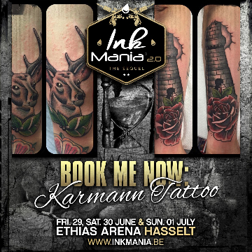 Ink Mania - Karmann Tattoo