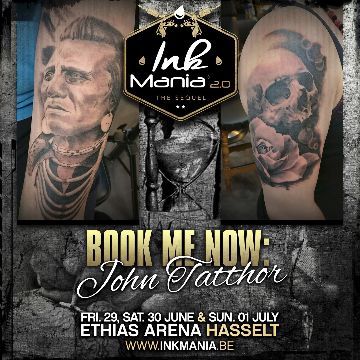 Ink Mania - Johan Tatthor