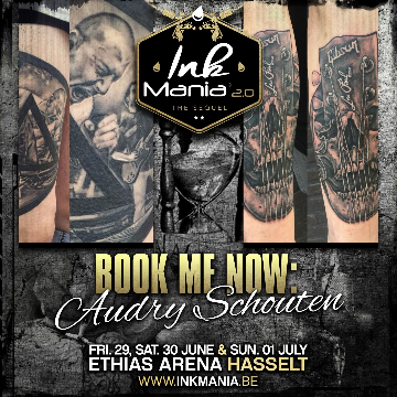 Ink Mania 2018 - AS Designs